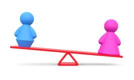 concetto-astratto-di-uguaglianza-di-genere-33422237