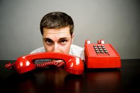 Paura del telefono